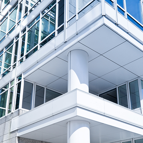Hochhaus in Frankfurt - real estate